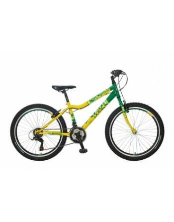 """Polar 24"""" Geronimo sárga/zöld"""