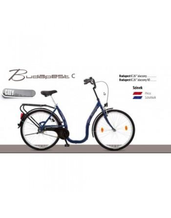 Schwinn Budapest C alacsony átlépős bicaj