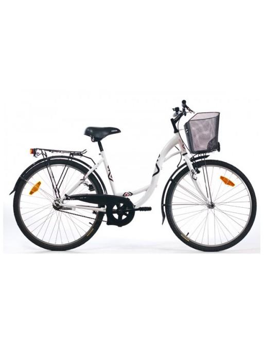 """Montana acél City 26"""" női városi bicikli"""