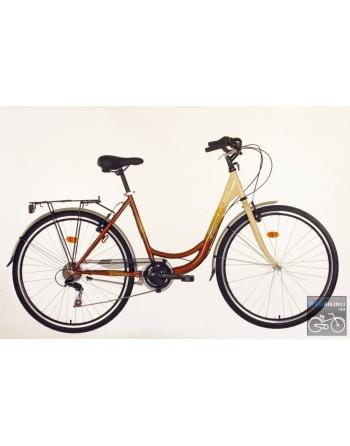 Hauser Swan városi bicikli...