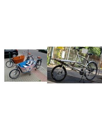 Teherbicikli cargo kerékpár