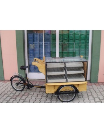 Egyedi háromerekű kerékpár...