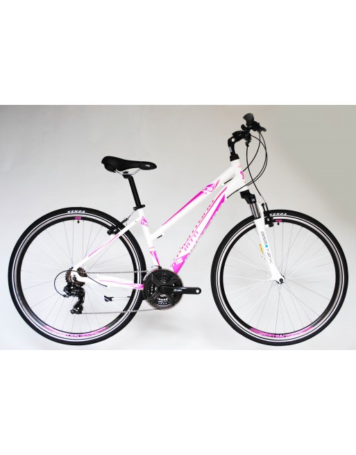 Montana Cross női/férfi bicikli 21seb aluvázzal
